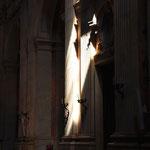 lichtspel in de kerk