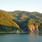 Het meer van Danyang