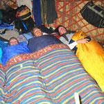 Slapen in een gher