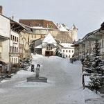 het middeleeuwse dorp Gruyères