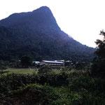 Santabong - de hoogste berg van Borneo