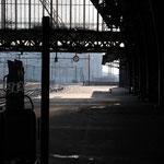 Alles begon om 09.27u bij aankomst in het station van Amsterdam