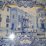Azulejo van Elvas