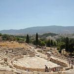 Athene: tempel van Dyonisos in Athene