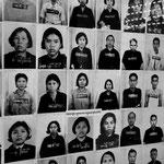 de 'slacht'offers van Pol Pot