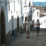 Op wandel door de vele kleine steegjes van Estremoz