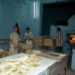een typische jordaanse bakkerij