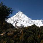 Manaslu - 8163m