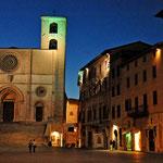 Plazzo del Populo in Todi