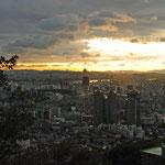 Zicht vanop N'Seoul Tower
