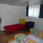 3-Bett Schlafzimmer