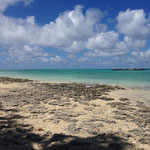 星砂のカイジ浜。