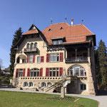 Kirchgemeindehaus Rosenmattpark