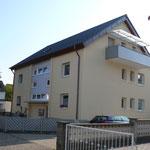 Energetische Sanierung Mehrfamilienwohnhaus Freiburg nach dem Umbau