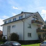 Aufstockung Mehrfamilienwohnhaus in Gutach nach dem Umbau