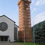 Sanierung der Katholischen Kirche St. Michael Gutach