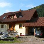 Einfamilienwohnhaus in Simonswald