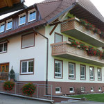 Ökonomiegebäude in Gutach nach dem Wiederaufbau