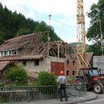 Ökonomiegebäude in Mühlenbach