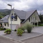 Aufstockung in Simonswald nach dem Umbau