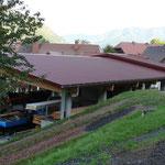 Zimmerei - Abbundhalle Simonswald