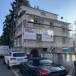 BAUPHASE AUFSTOCKUNG Wohnhaus Gutach