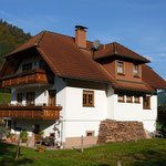 Zweifamilienwohnhaus in Simonswald