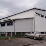 Nach Sanierung der Turn und Festhalle Bleibach