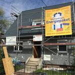 Bauphase Energetische Sanierung Zweifamilienwohnhaus Emmendingen