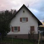 Aufstockung in Ortenberg vor dem Umbau