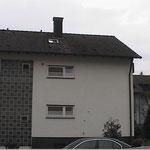 Aufstockung Mehrfamilienwohnhaus in Gutach vor dem Umbau
