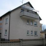 Energetische Sanierung Mehrfamilienwohnhaus Freiburg vor dem Umbau