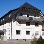 Neuaufbau Mehrfamilienwohnhaus Simonswald nach dem Umbau