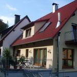 Aufstockung in Ortenberg nach dem Umbau