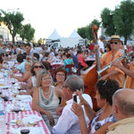 Les Grandes Tablées du Saumur Champigny- Gite des Nerleux, 8-12 p