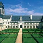Abbaye de Fontevraud- Gite des Nerleux, 8-12 p