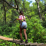 Saumur Forest Aventures - Gite des Nerleux, 8-12 p