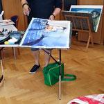Motiv: Rondeau Schloss Ferlach mit Park