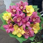 Букет из Орхидей от3500 руб.