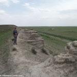 Les ruines de Khar Balgas