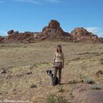 Les roches granitiques