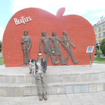 The beatles square à UB