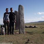 Site archéologique de Jargalin Am
