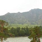 La vallée verdoyante