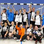 2.Damen - Meister Regionsklasse 1 und Aufstieg in die Regionsliga