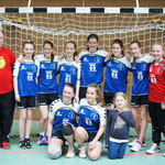 weibliche C-Jugend .- Regionsmeister Lüneburger Heide (und Aufstieg in die Landesliga)