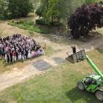 Mariage agricole de Justine & Benoit (Meuse)