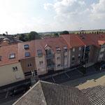 Lotissement à Hagen (Moselle), vue rapprochée