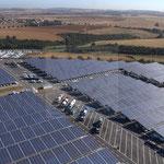 Parc photovoltaïque SOVAB Renault à Batilly (Meurthe-&-Moselle)