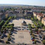 Place Darche à Longwy-Haut (Meurthe-&-Moselle)